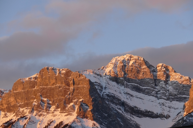 The beauty and majesty of the Canadian Rockies