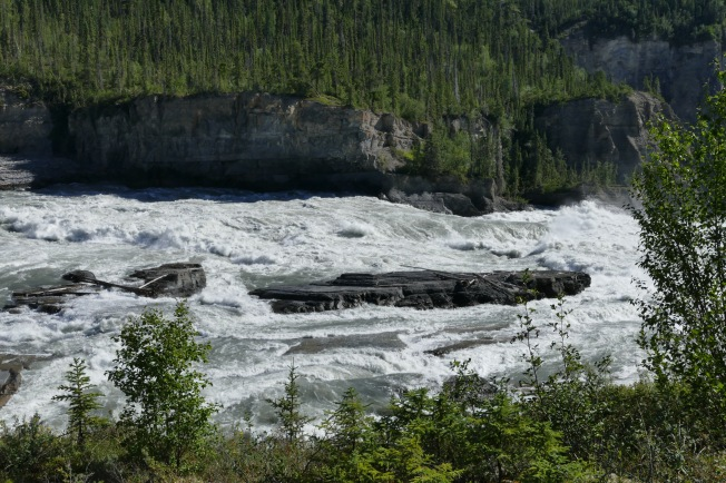 Sluice Box Rapids